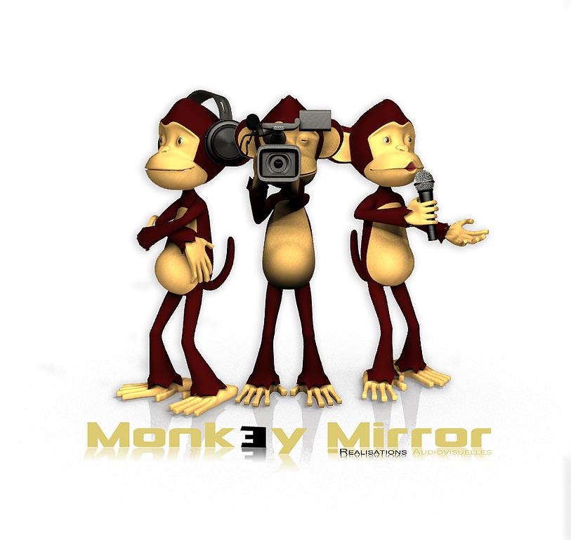 Monkey Mirror